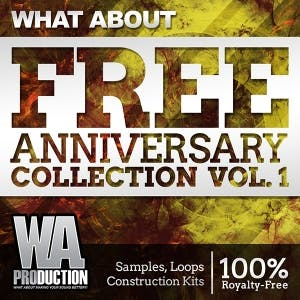Free Anniversary Collection Vol 1
