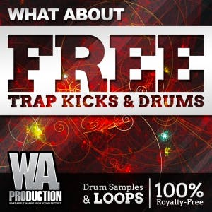 Free Trap Kicks & Drums