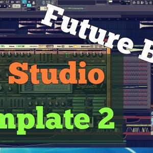 FL Studio Template 4: Future Bass Flume Style FL Studio Project