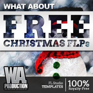 FREE Christmas FL Studio Templates