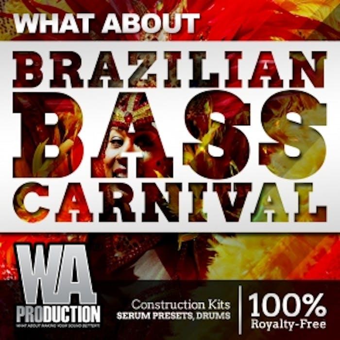 Tremendous Brazilian Bass Carnival W A Production Download Free Architecture Designs Licukmadebymaigaardcom