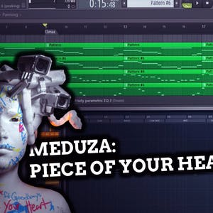 How To Make MEDUZA - Piece Of Your Heart Drop  (+ Free Presets)