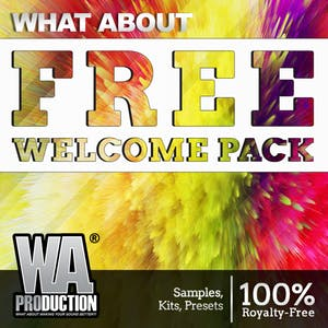 FREE Welcome Pack