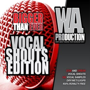 Vocal Shouts Edition