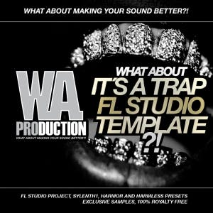 It´s A Trap FL Studio Template