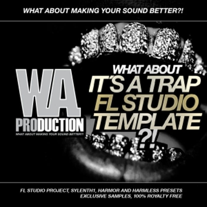 It S A Trap Fl Studio Template
