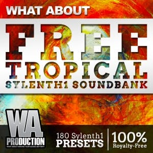 Free Tropical Sylenth1 Soundbank