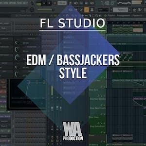 Free FLP 3: EDM / Bassjackers Style