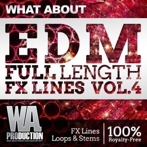 EDM Full Length FX Lines 4