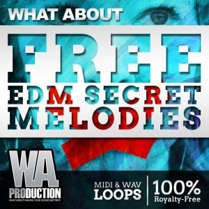 Free EDM Secret Melodies