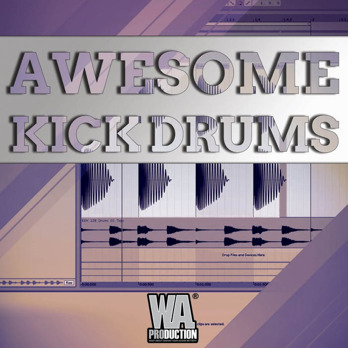 How To Make Awesome Kick Drums | W  A  Production