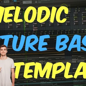 Melodic FUTURE BASS The Chainsmokers / Martin Garrix Style FLP
