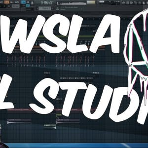 FL Studio Template 23: OWSLA Style Hybrid Trap Project