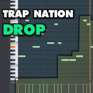 TRAP NATION Style Drop & Track Structure