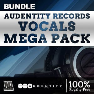 Audentity Records Vocals Mega Pack
