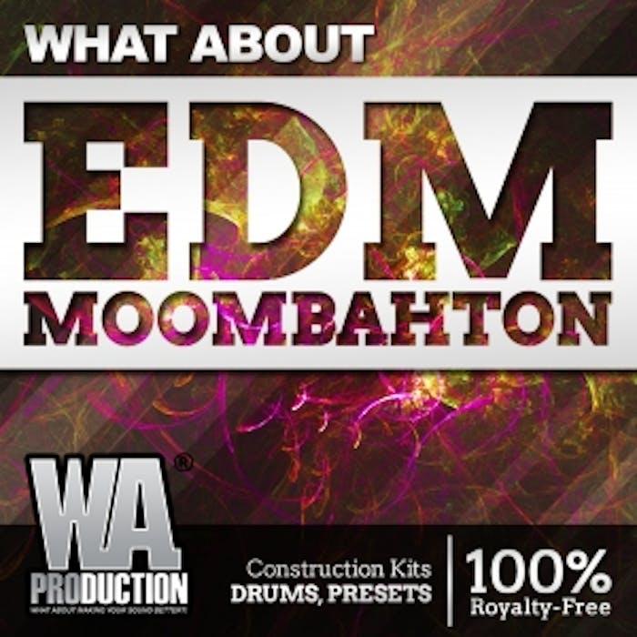 EDM Moombahton   W  A  Production