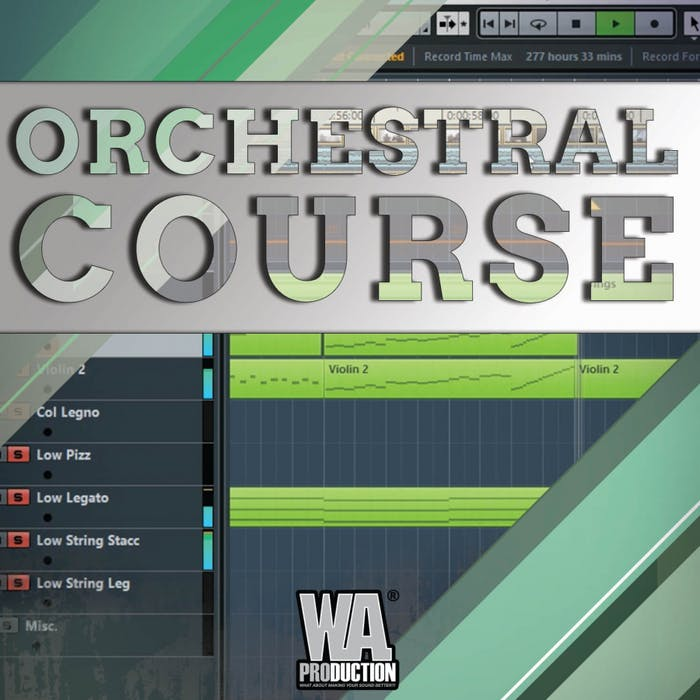 Orchestral Course By Evan Rogers | W  A  Production