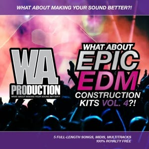 Epic EDM Construction Kits Vol 4