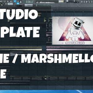 FL Studio Template 14: Flume / Marshmello Style Future Bass Proj