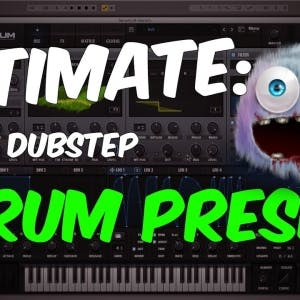 Dirty Dubstep Serum Bass Sound Tutorial