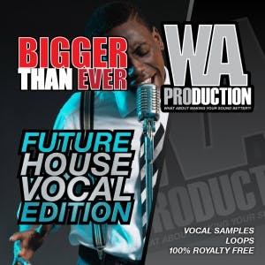 Future House Vocal Edition