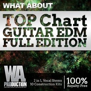 Top Chart Guitar EDM Full Edition