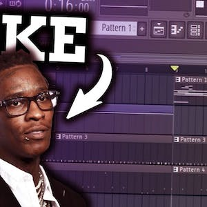 YOUNG THUG Style Beat & Drums In FL Studio 20 Tutorial!