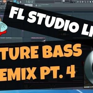 "Making Future Bass ""Madden Alive"" Remix Pt 4 (Live Stream)"