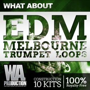 EDM Melbourne Trumpet Loops