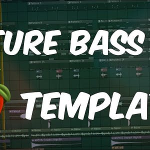 Little FUTURE BASS FL Studio Template ❤ (For FREE)