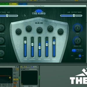 Effective EDM Mastering | The King Plugin