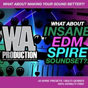 Insane EDM Spire Soundset
