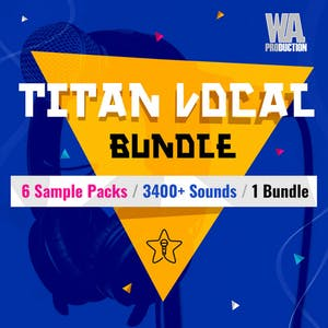 Titan Vocal Bundle