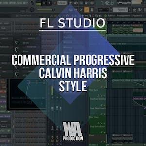 Free FLP 41: Commercial Progressive / Calvin Harris Style