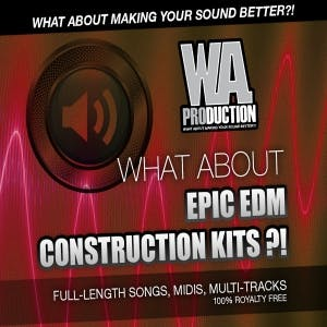 Epic EDM Construction Kits