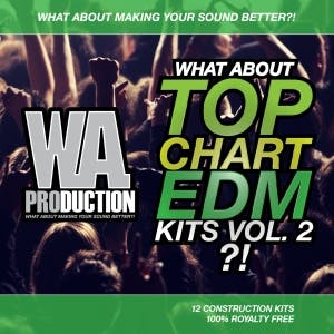 Top Chart EDM Kits Vol 2