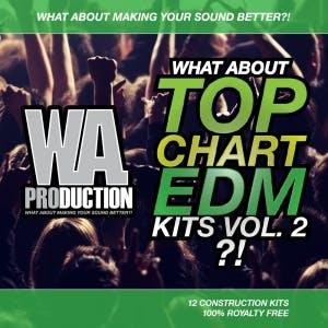 Top Chart EDM Kits Vol 2