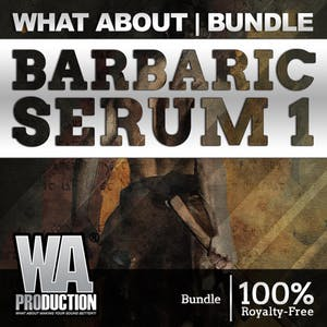 Barbaric Serum Bundle 1