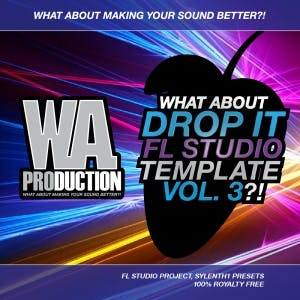 Drop It FL Studio Template Vol 3