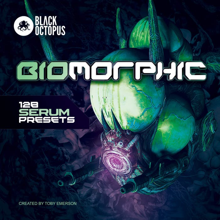 Biomorphic For Serum | W  A  Production