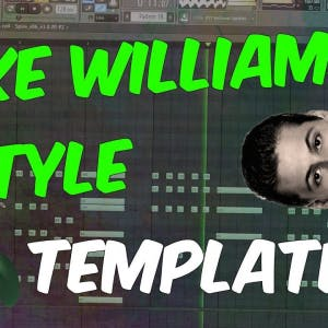 Bouncy MIKE WILLIAMS style FLP | FL Studio template 39