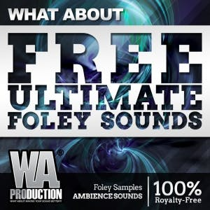 Free Ultimate Foley Sounds