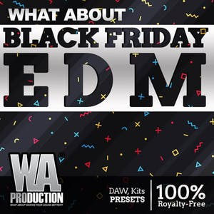 Black Friday EDM Bundle