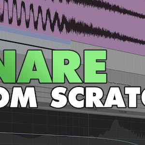 How To Create Your Own Dubstep Snare From Scratch | The Bottom