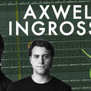 Axwell Λ Ingrosso Progressive Groove Style FLP 45