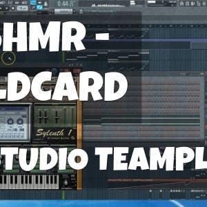 FL Studio Template 5: KSHMR Wildcard style FL Studio FREE Projec