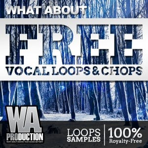 Free Vocal Loops & Chops