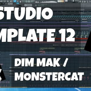 FL Studio Template 12: Hybrid Trap Dim Mak / Monstercat Style