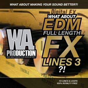 EDM Full Length FX Lines 3