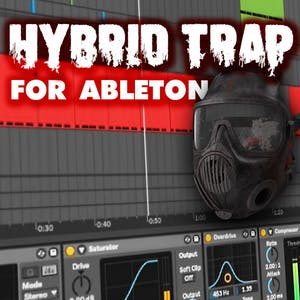 Free Hybrid Trap Motion